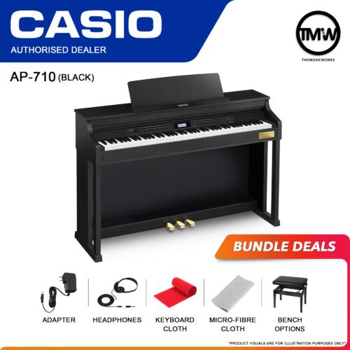 casio ap-710 bundle deals