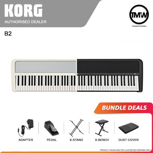 korg b2 bundle deals