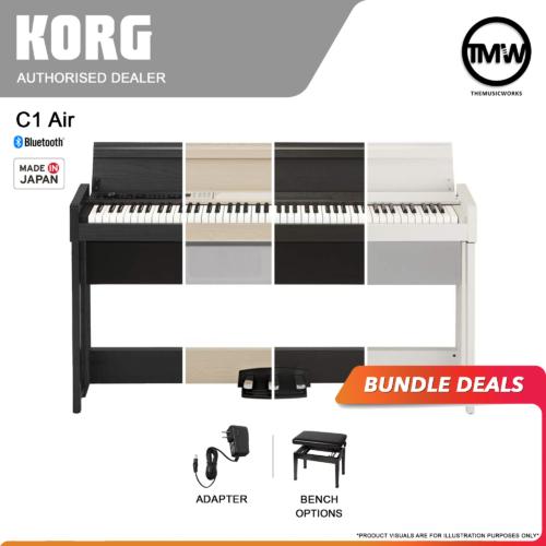 korg c1 air bundle deals
