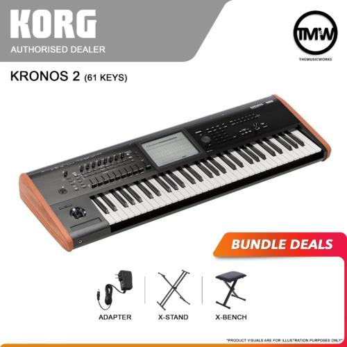 korg kronos 2 61-key bundle deals