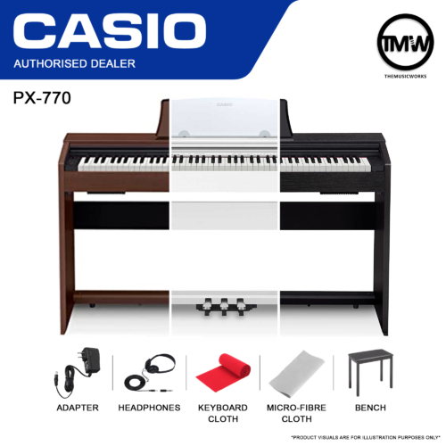 casio px770 bundle deals