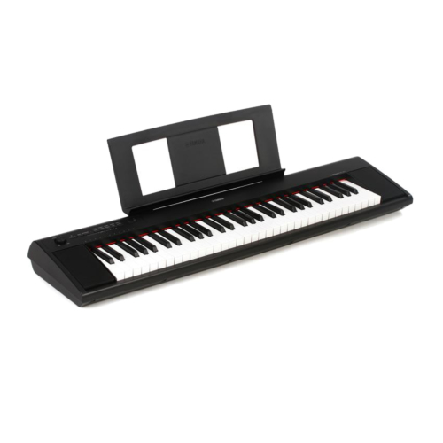 Yamaha NP-12 Piaggero Portable Keyboard 61 Keys