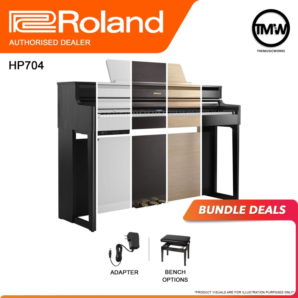 roland hp704 bundle deals