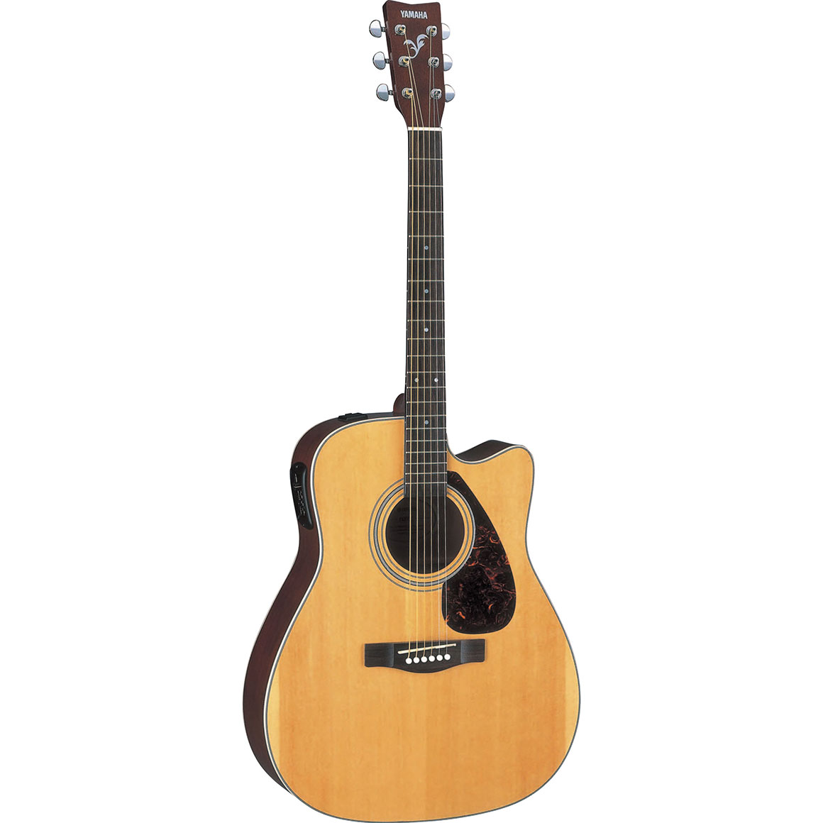 yamaha fx370c electric acoustic guitar