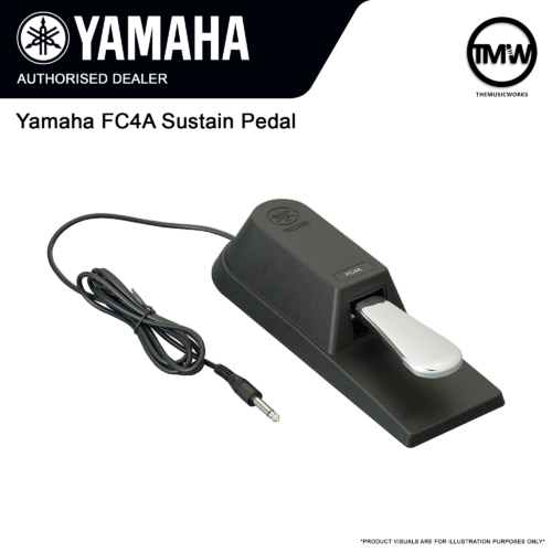 yamaha fc4a sustain foot pedal