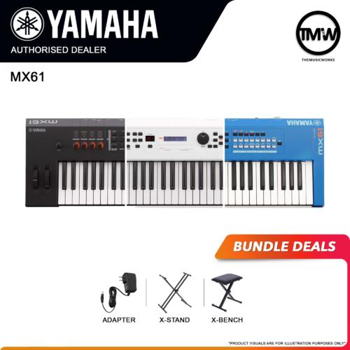 yamaha mx61 bundle deals