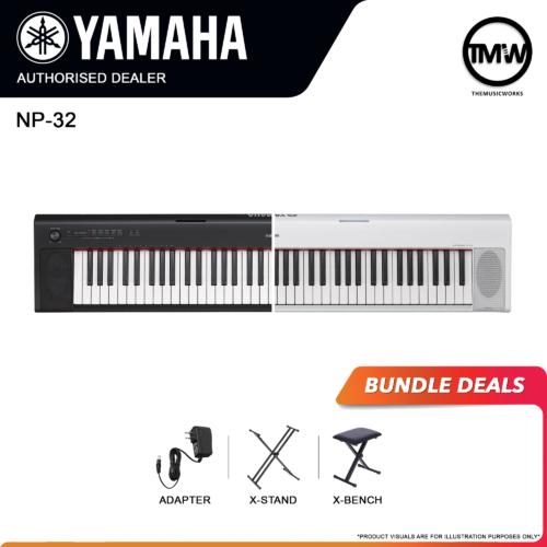 yamaha np-32 bundle deals