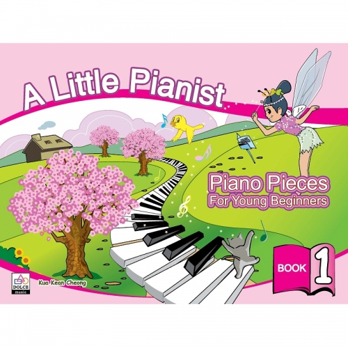 A Little Pianist: Piano Pieces for Young Beginners Book 1