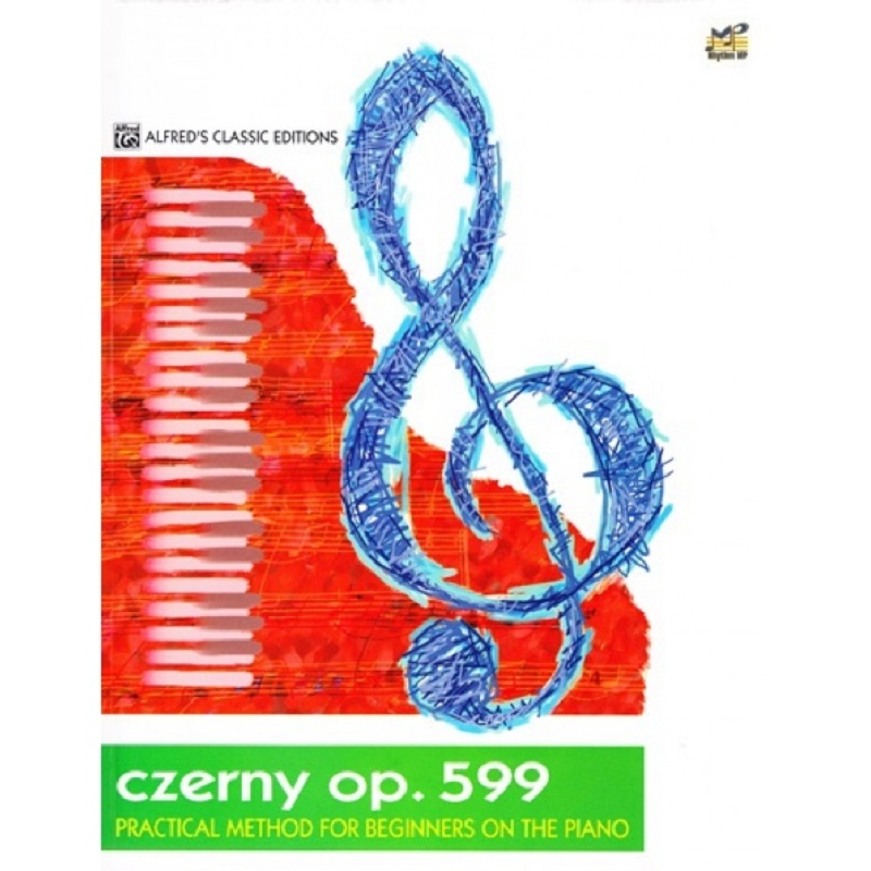 Czerny Op. 599 – Practical Method for Beginners on the Piano