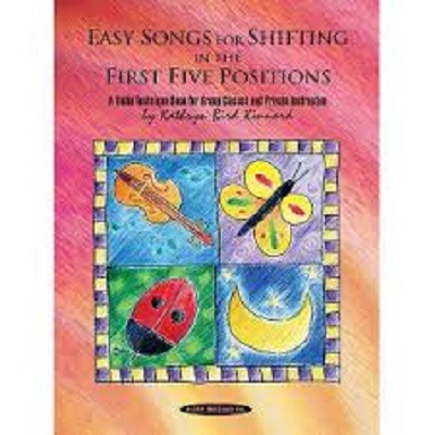 Easy Songs for Shifting in the First Five Positions