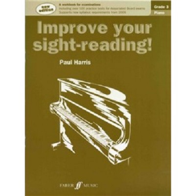 Improve Your Sight Reading Piano Grade 3 Paul Harris