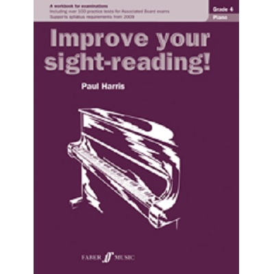 Improve Your Sight Reading Piano Grade 4 Paul Harris