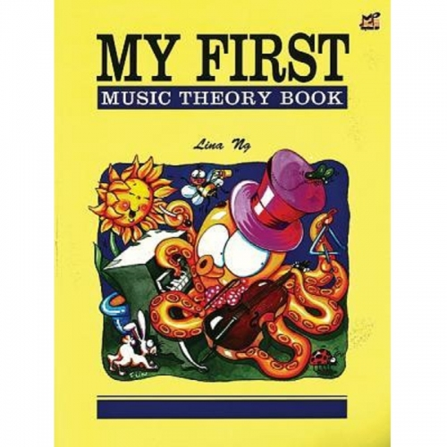 My First Theory Book by Lina Ng New Edition