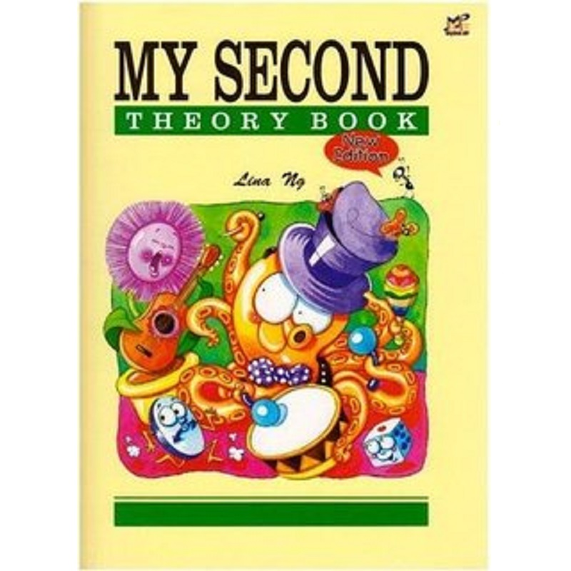 My Second Theory Book by Lina Ng New Edition