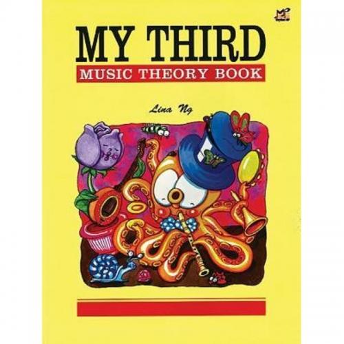My Third Theory Book by Lina Ng New Edition