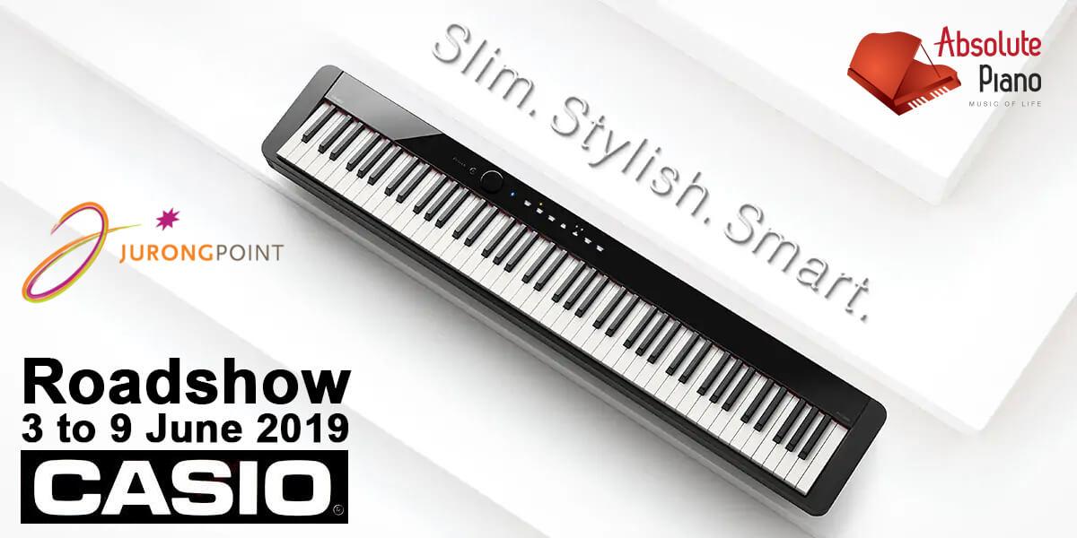 Casio Digital Piano Cost