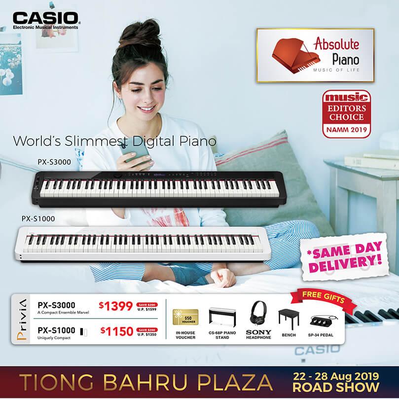 TMW Roadshow Tiong bahru Plaza