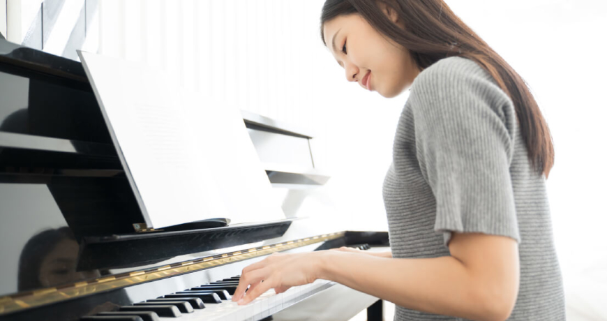 Keyboard Lessons For Beginners, Keyboard Piano Lessons
