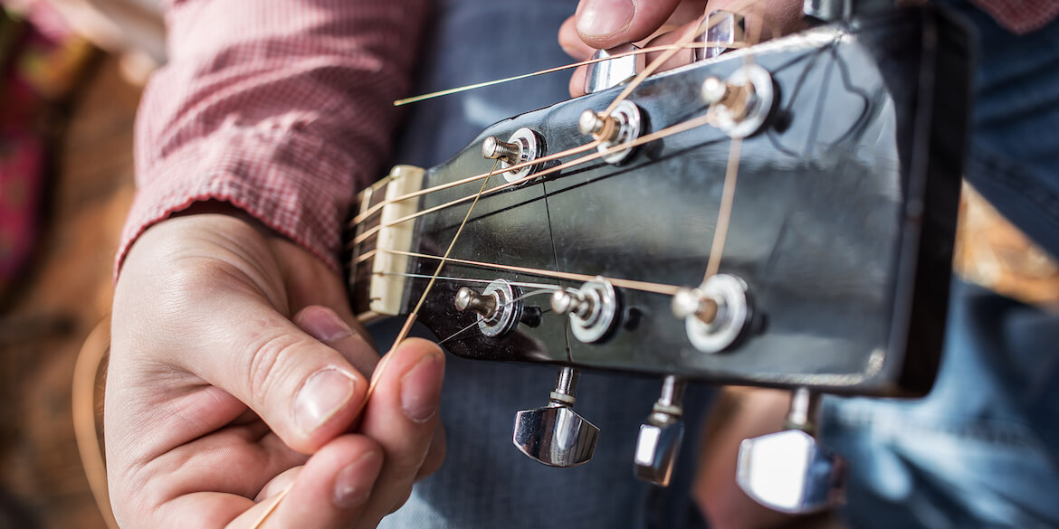 Guitar Care: How Often Should You Change Your Strings