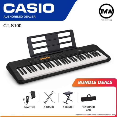 casio ct-s100 bundle deals