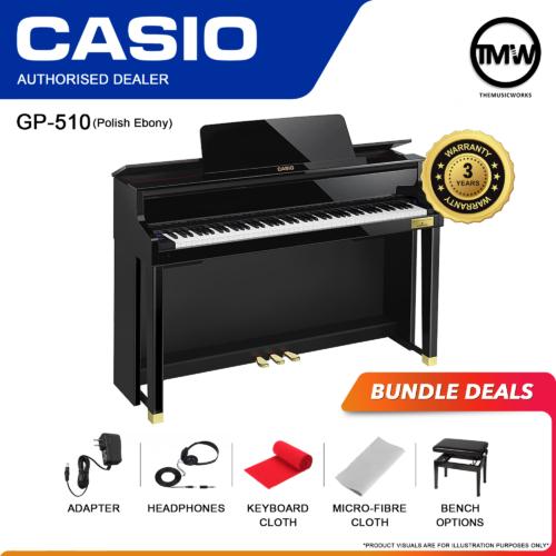 casio gp-510 bundle deals