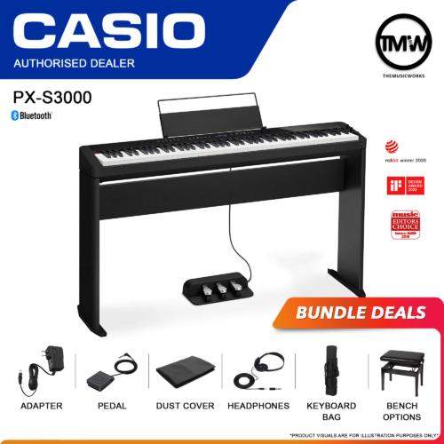 casio px-s3000 bundle deals