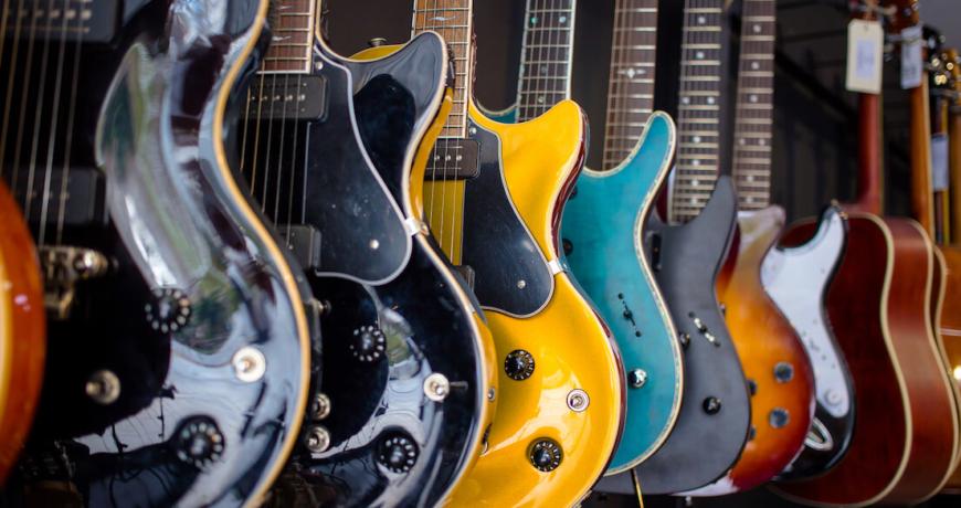 Guitar Classes For Beginners, Basic Guitar Lessons