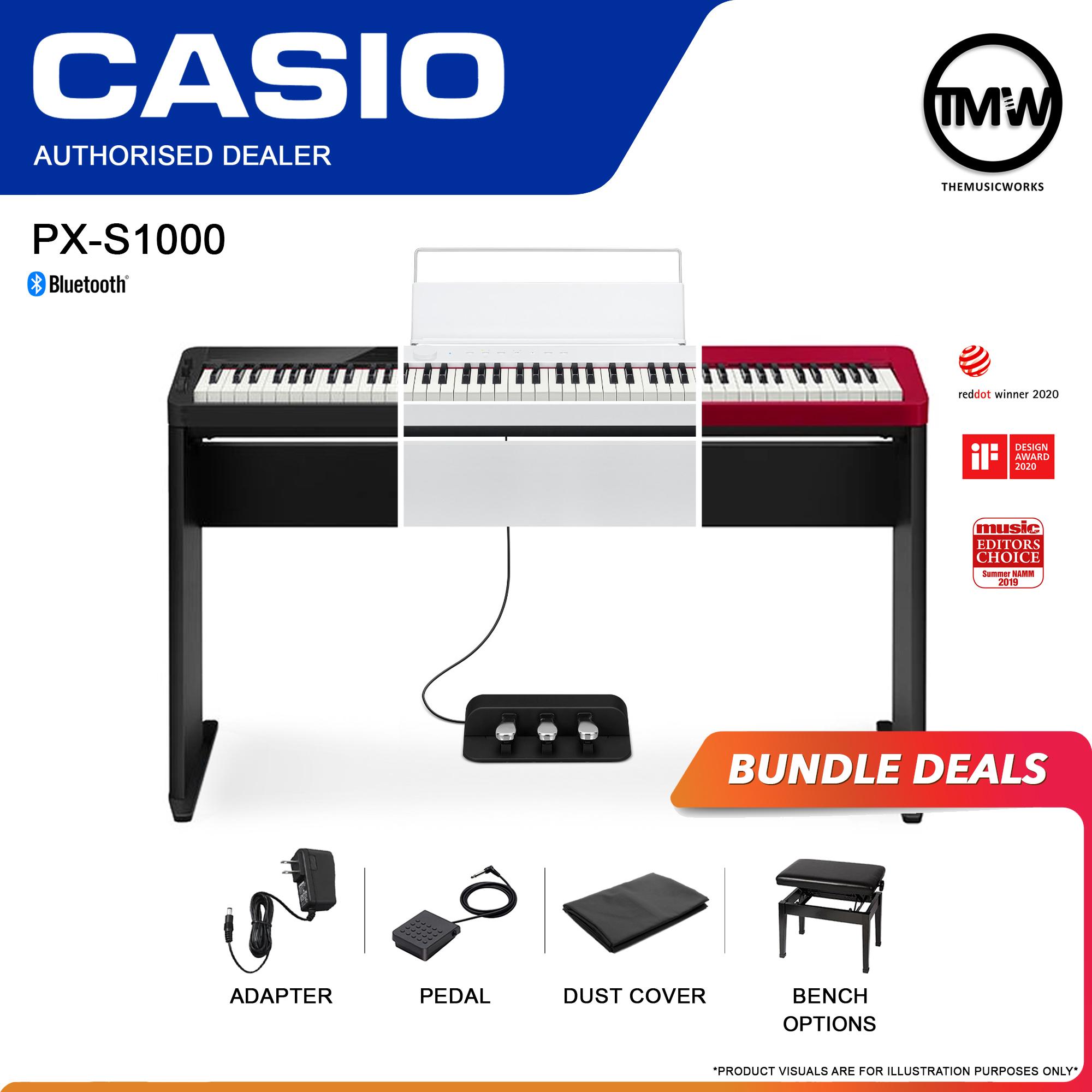 casio px-s1000 bundle deals promo