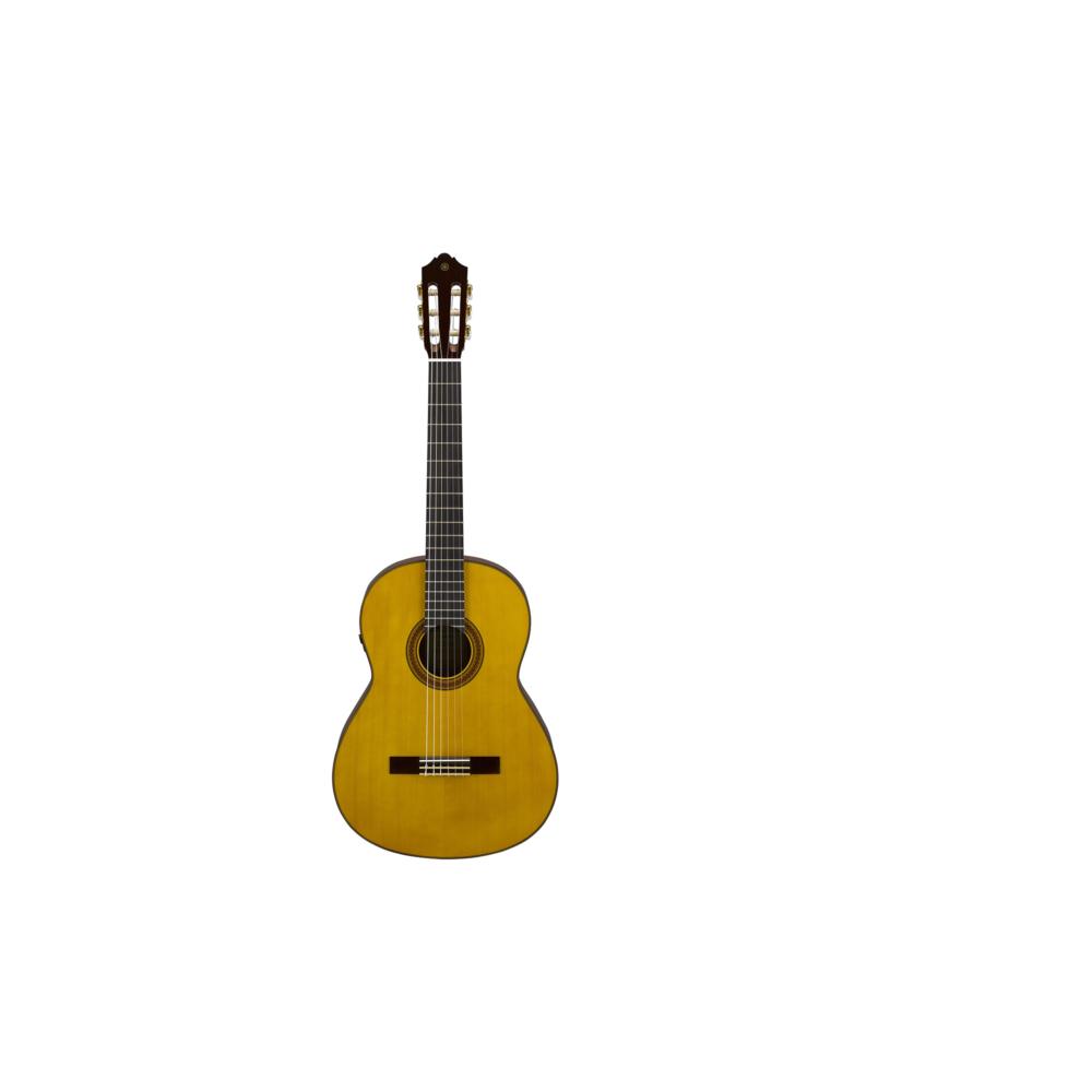 Yamaha CG-TA Transacoustic guitar