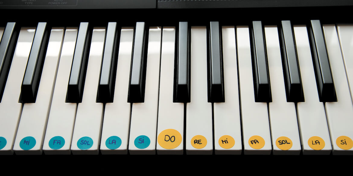 Will Labelling Piano Keys Speed Up The Learning Process?