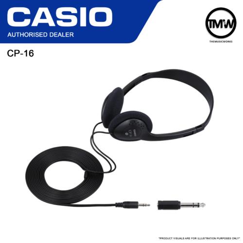 casio cp-16 headphone