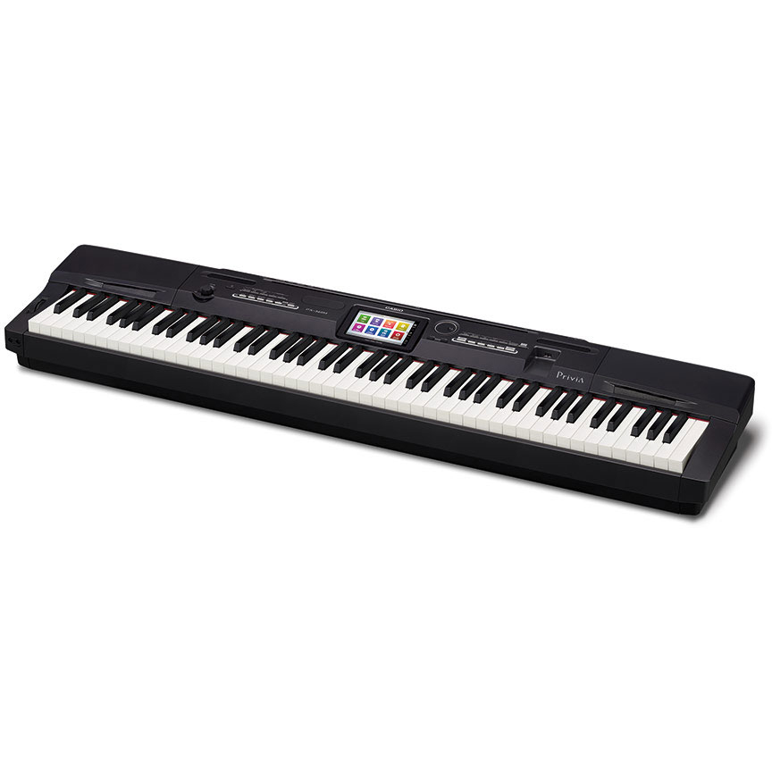 Casio PX-360M Privia Digital Piano Only (Black) 88 Keys