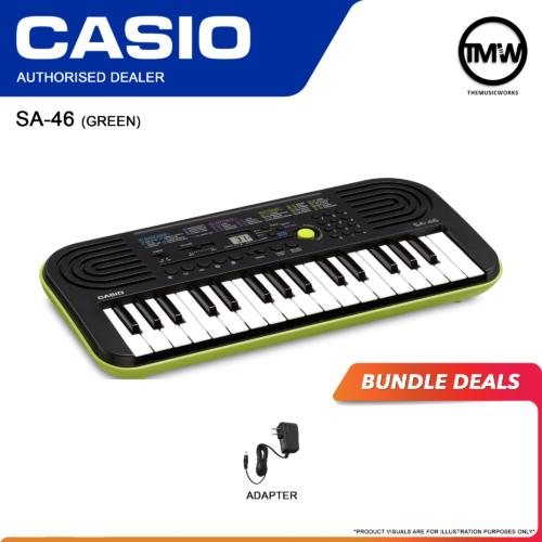 Casio sa-46 bundle deals