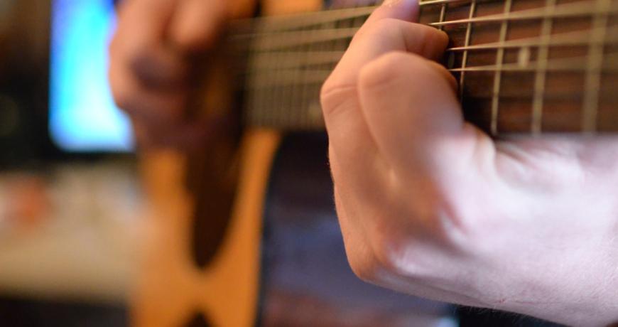 fingerpicking guitar technique