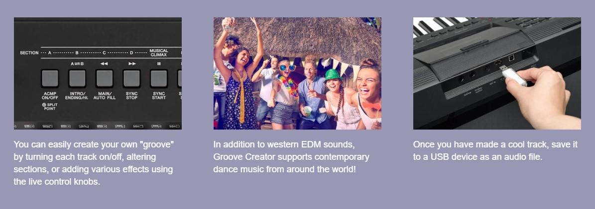 Groove Creator