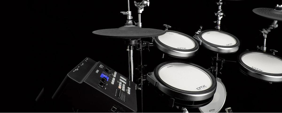 DTX700 series electronic drum set
