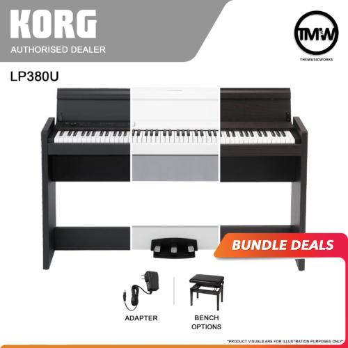 korg lp-380u bundle deals