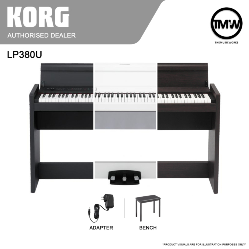 korg lp 380U bundle deals