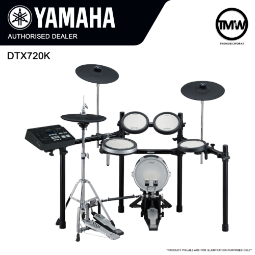 yamaha dtx720k