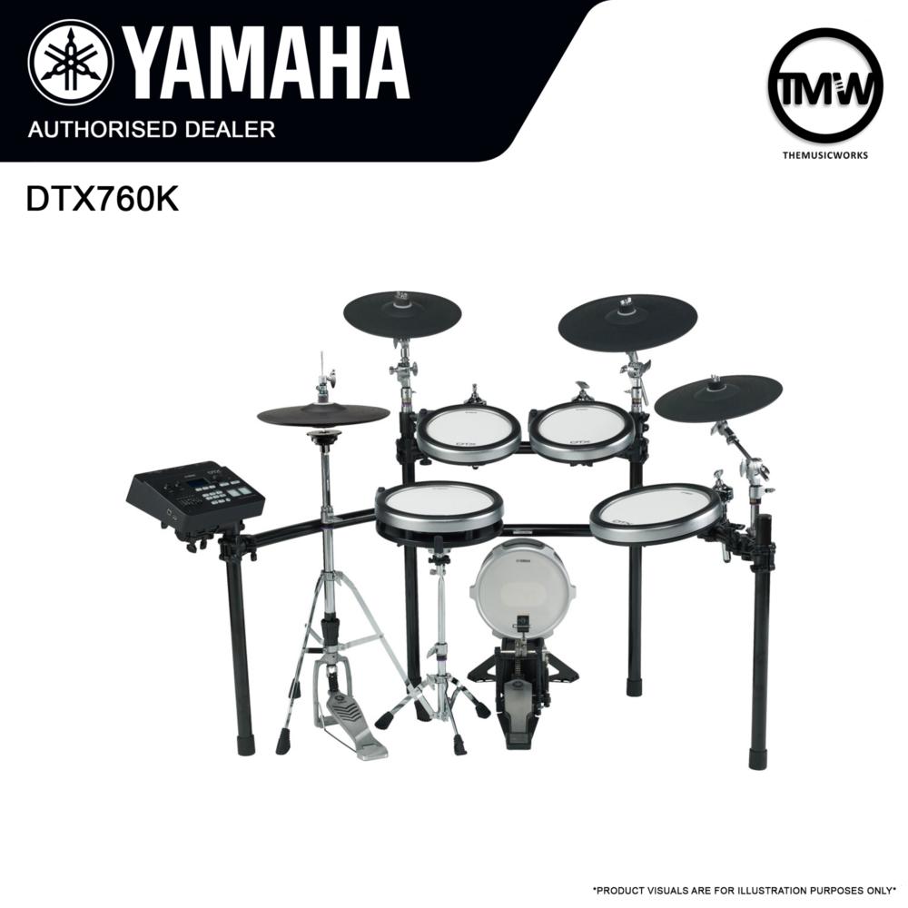 yamaha dtx760k