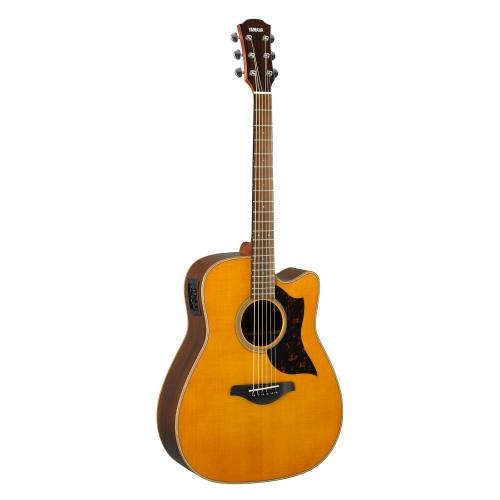 Yamaha A1R Cutaway Acoustic Electric Guitar