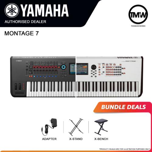 yamaha montage 7 bundle deals