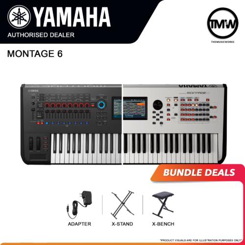 yamaha montage 6 bundle deals