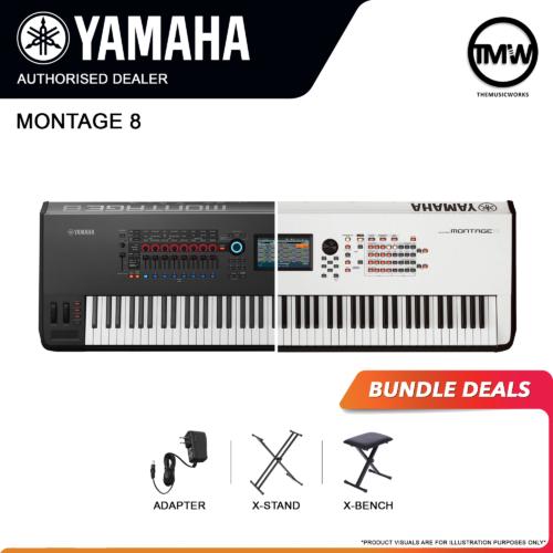 yamaha montage 8 bundle deals