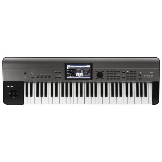 Korg Krome EX 61-key Synthesizer Workstation Keyboard