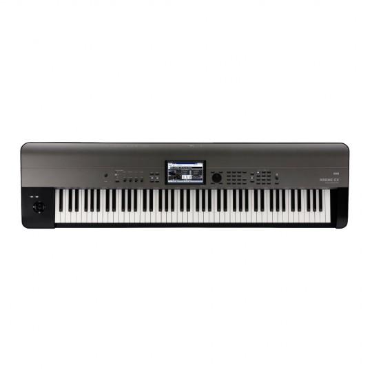Korg Krome EX 88-key Synthesizer Workstation Keyboard