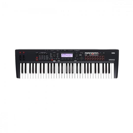Korg KROSS 2 61-key Synthesizer Workstation Keyboard
