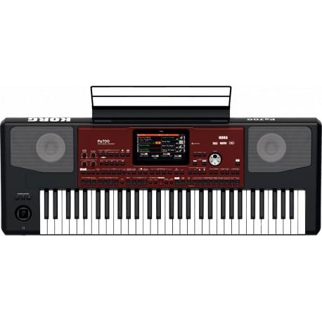 Korg Pa700 61-key Portable Arranger Workstation Keyboard