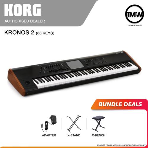 korg kronos 2 88-key bundle deals