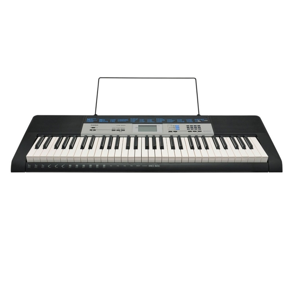 casio ctk 1550 standard keyboard